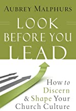 Look Before You Lead: How to Discern and Shape Your Church Culture