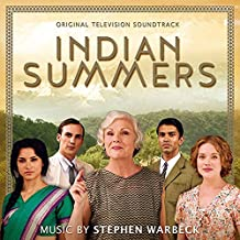 Stephen Warbeck:indian Summers by Stephen Warbeck