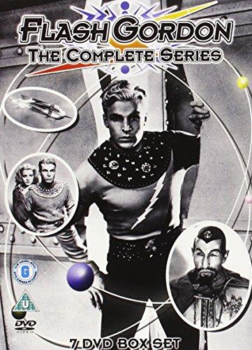 Flash Gordon: The Complete Series [UK Import] [7 DVDs]