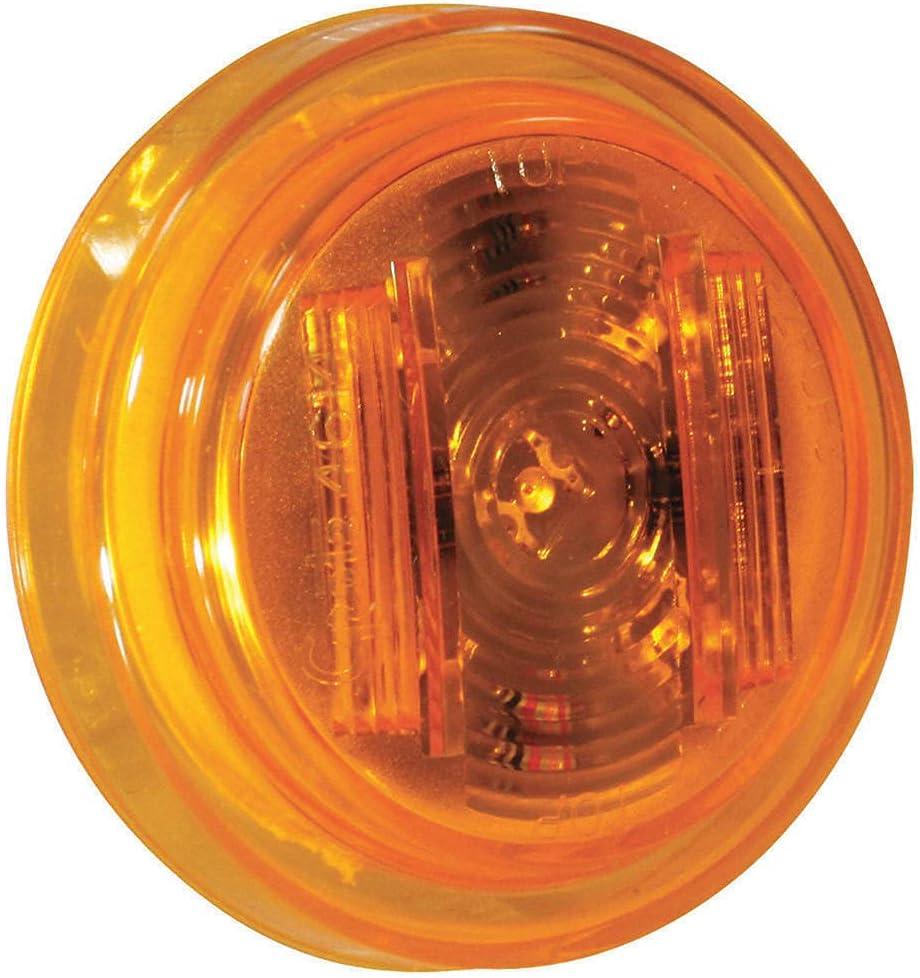 Philadelphia Mall Brand new Clearance Marker Lamp Round FMVSS PC