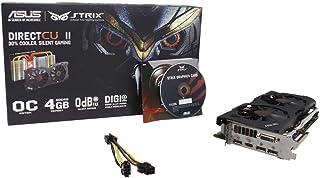 بطاقة رسومات Asus GeForce STRIX-GTX980-DC2OC 4 جيجابايت GDDR5