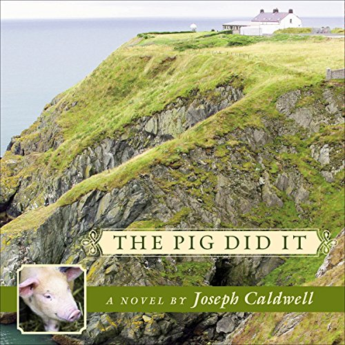 The Pig Did It audiobook cover art