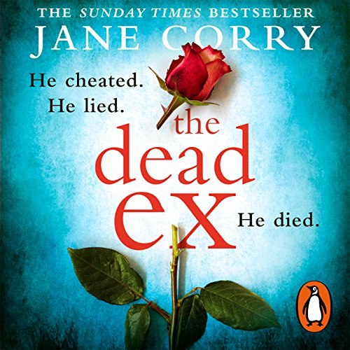 The Dead Ex audiobook cover art