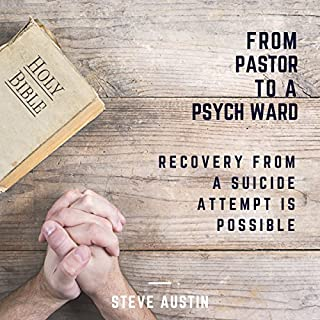 From Pastor to Psych Ward audiobook cover art
