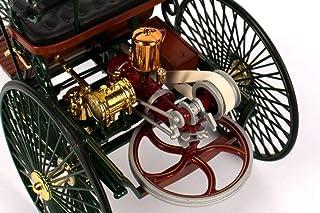 مجسم سيارة مرسيديس بنز باتنت واجون بحجم مصغر 1/18 لون كلاسيكي