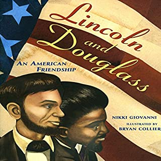 Lincoln And Douglass An American Friendship audiobook cover art