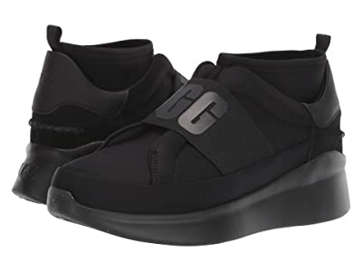 UGG Neutra Sneaker (Black/Black) Women