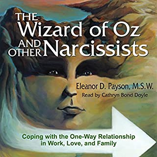 The Wizard of Oz and Other Narcissists audiobook cover art