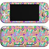 Lex Altern Skin Decal Compatible with Switch Lite 2019 Console Full Body Colorful Wrap Vinyl Unicorn Alpaca Controller Cute Cover Sticker Rainbow Game Llama Protective nlh079