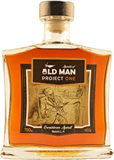 Project One Caribbean Spirit by Spirits of Old Man 40% 0,7l