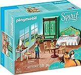 Playmobil - Chambre de Lucky - 9476