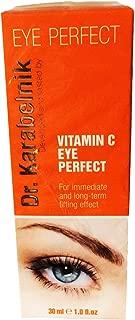 DR. KARABELNIK Vitamin C Eye Perfect. For Immediate and  Long Term Lifting Effect. 1 FLOZ