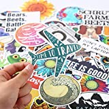 DSSJ Cartoon Stickers Cute Kids Child Stickers Waterproof Animal Stickers Biker Laptop Motor DIY Stickers Packtd Zw 50 Pcs/Set