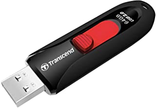 Transcend 64GB Jetflash 590 USB 2.0 Flash Drive