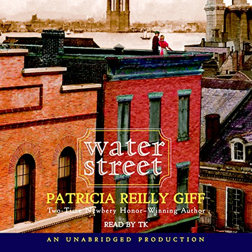 Water Street audiobook cover art