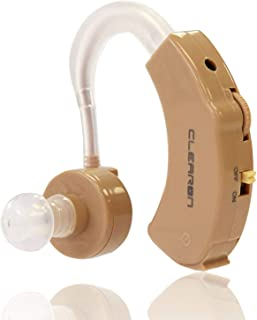 Clearon Hearing Amplifier CL-20, Economical Sound Amplifiers to Improve Hearing, Classic Design That Simply Works and Easy to Operate, Ideal for Seniors and Watching TV