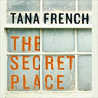 The Secret Place cover art