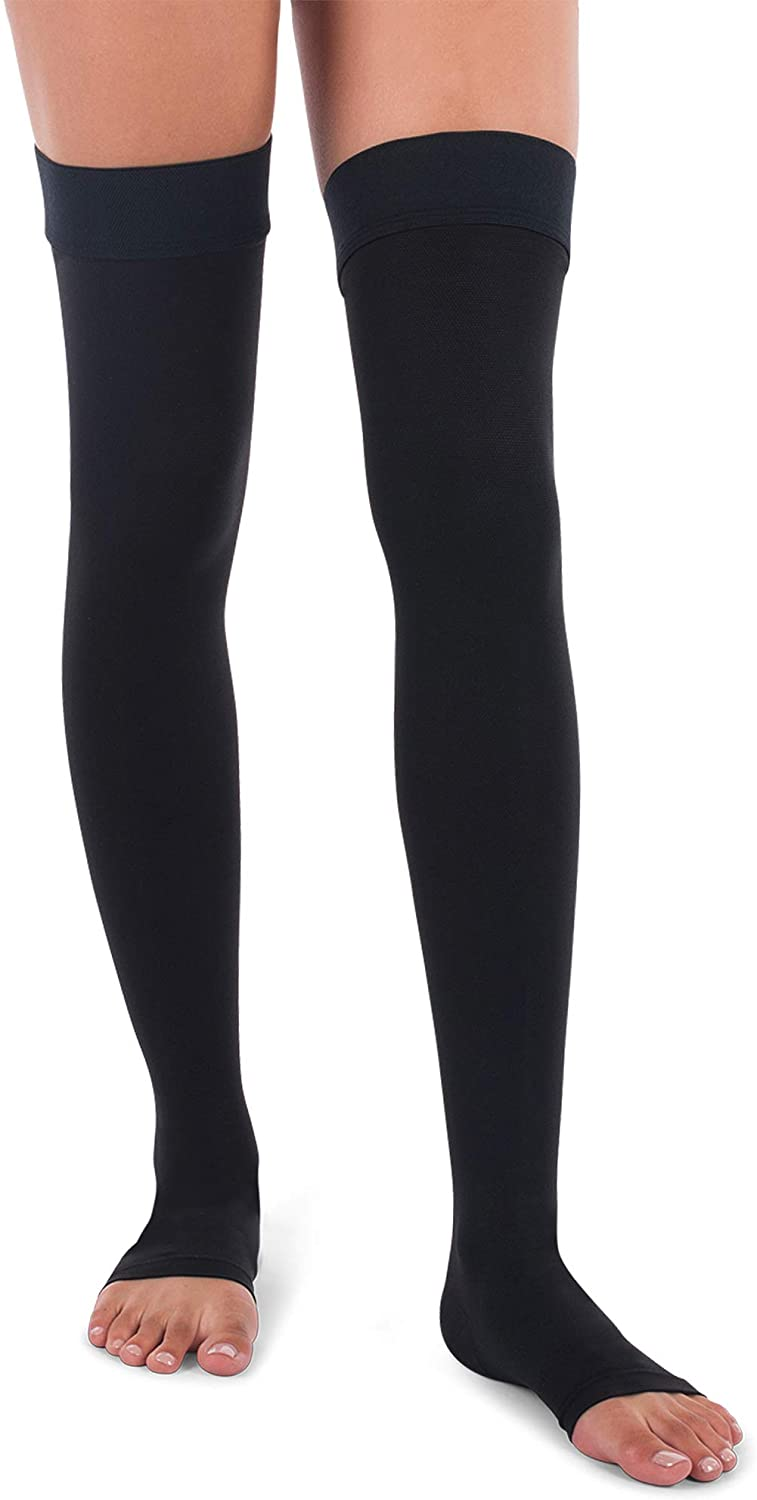 Jomi Compression Weekly update Unisex Thigh Stockings High 20-30 Collection 4 years warranty