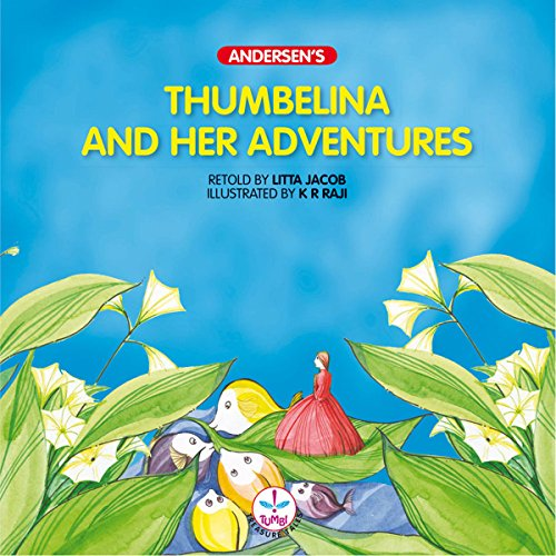 Thumbelina and Her Adventures audiobook cover art
