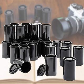 YOUKCDT 30 Pcs Boîte de Film Plastique Boîte Pellicule Photo Conteneurs de Perle Boîte de Rangement Organisateur de Bijoux...