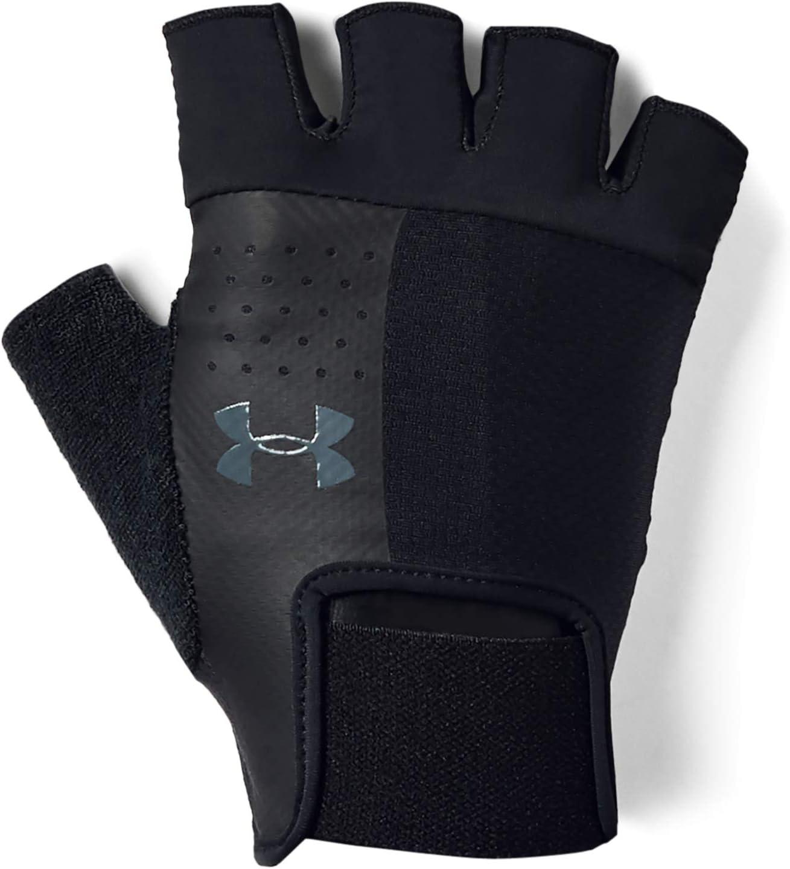 Under Armour UA Men's Training Glove, Guantes para Hombre, Guantes sin Dedos Hombre