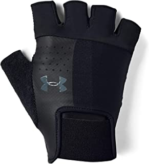 comprar comparacion Under Armour UA Men's Training Glove Hombre, Guantes sin Dedos