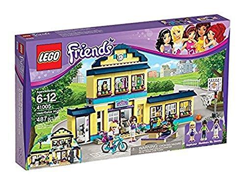 LEGO Friends - 41005 - Jeu de Construction - Lécole de Heartlake City