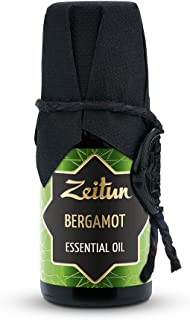 Zeitun 100% Pure Bergamot Essential Oil – Undiluted, Steam Distilled, Cruelty-Free, Natural Essential Oil – Relaxing Essential Oils, Stress Relief, Aromatherapy Essential Oils For Diffuser