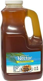 Coconut Secret - Raw Organic Coconut Nectar - 1 Gallon