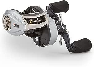 Abu Garcia RVO3 STX-HS-L Revo STX Low-Profile Baitcast Fishing Reel, High Speed, Left Hand