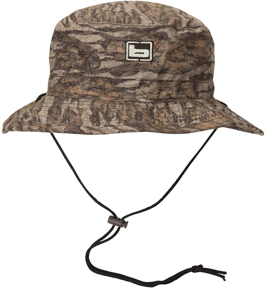 Seasonal Wrap Introduction Banded safety Boonie Hat-Bottomland-Large
