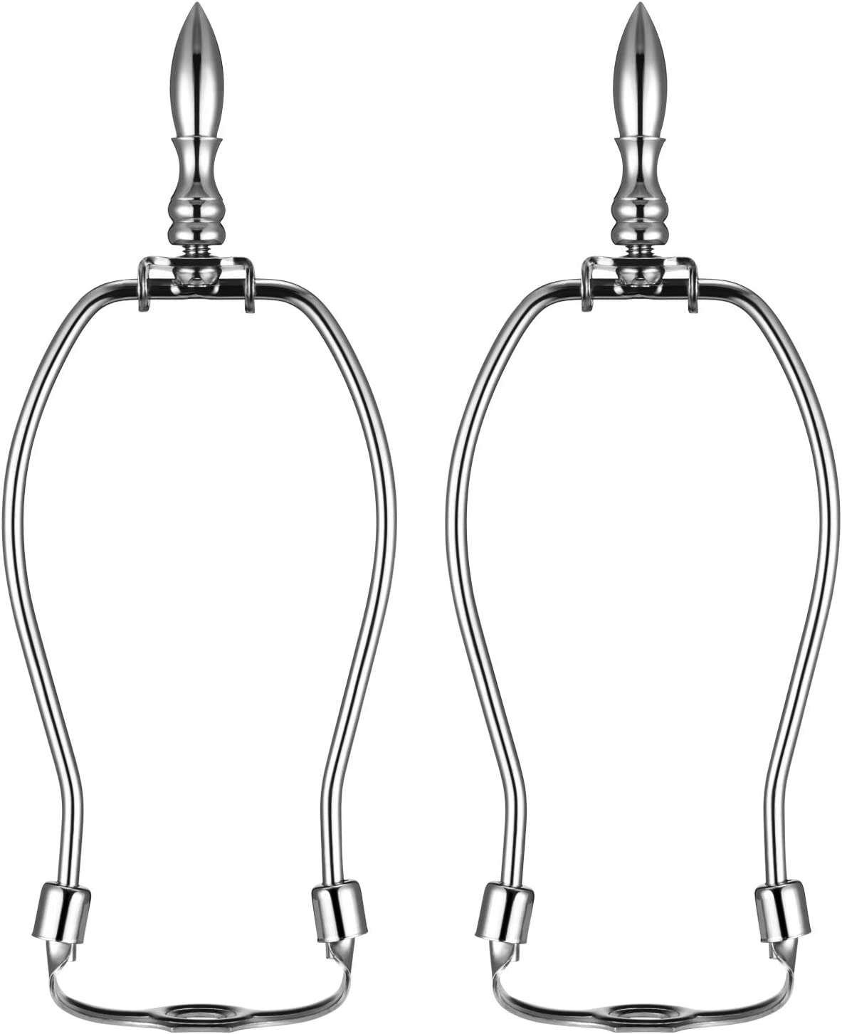 Canomo 2 Set 6 Inchs Heavy Ranking TOP15 Duty Fitter Saddle Lamp Harp with and discount