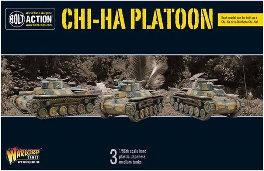 Bolt 人気ブランド多数対象 Action: Chi-Ha 期間限定今なら送料無料 Platoon