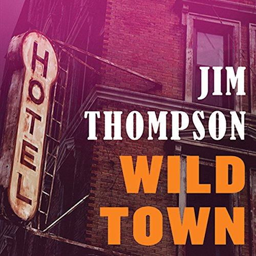 Wild Town  By  cover art