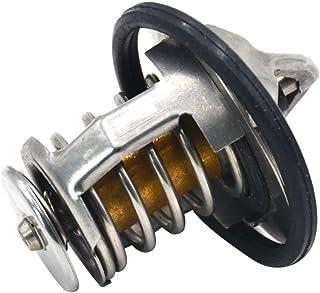 Termostato líquido de arrefecimento do motor do carro, 1 peça da Besportble, termostato líquido de arrefecimento do motor,...