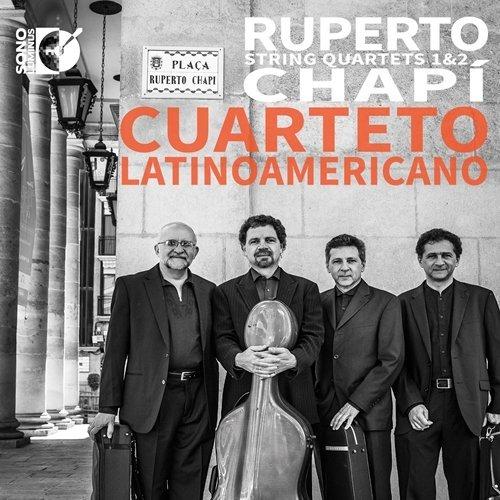 Chapi:String Quartets 1 & 2 [Cuarteto Latinoamericano] [SONO LUMINUS: DSL-92185] By Cuarteto Latinoamericano ,Ruperto Chap¨ª (Composer),None (Conductor) (2015-03-02)