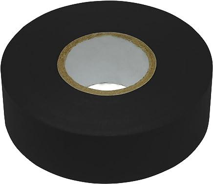 Insulation Tape PVC Electrical 19mm x 20m Black x 1