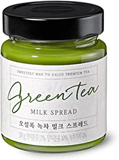 O'sulloc Green Tea Milk Spread 200g