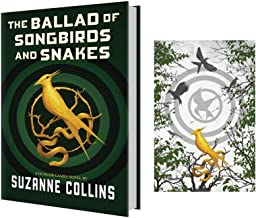 Ballad of Songbirds and Snakes Book with Official Writing Journal