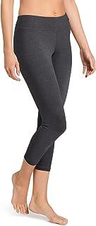 Jockey Women's Capri Legging with Wide Waistband