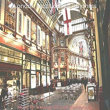 Music for Notting Hill Gate Restaurants