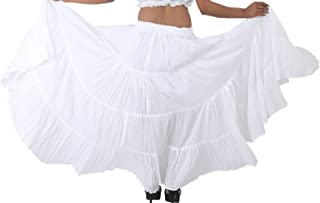 Best white skirt frill Reviews