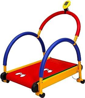 IRIS Fun and Fitness Exercise Equipment for Kids Children Running Machine Treadmill