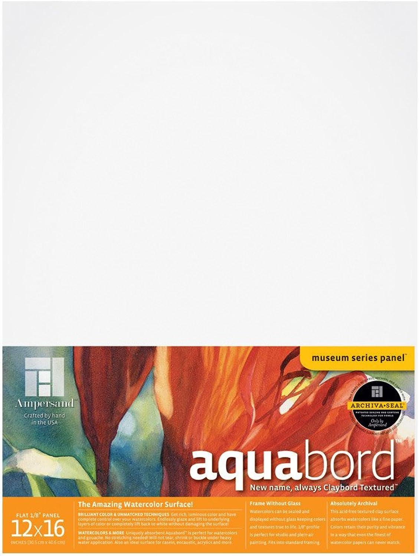 Ampersand Aquabord 12X16 1 8 Inch B0027A3CDS  | Economy