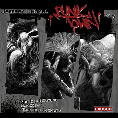 Punktown Vol. 3 audiobook cover art