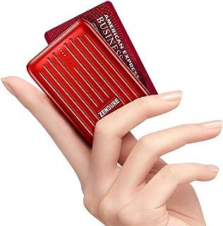Zendure SuperMini powerbank med 10 000 mAh (robust, liten och kraftfull, 2-port QC 3.0 med 18 W snabbladdningsfunktion för...