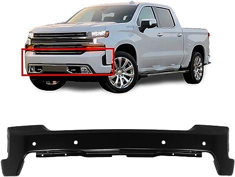 Amazon Com Bumpers That Deliver Primered Steel Front Bumper Face Bar Compatible With 2019 2020 Chevy Silverado 1500 W Park 19 20 Gm1002872 Automotive