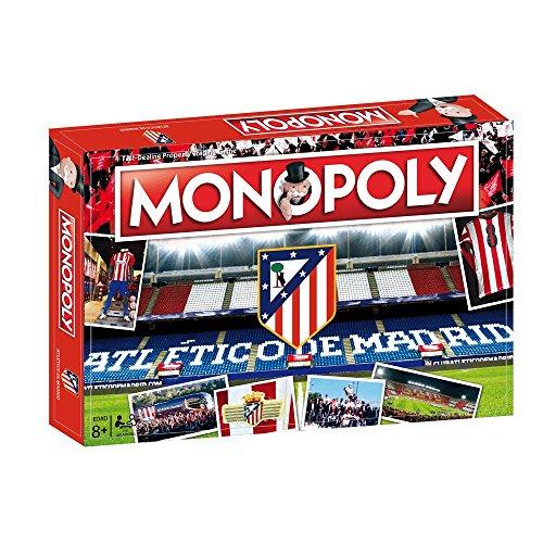 Monopoly Atletico de Madrid (Producto Oficial)