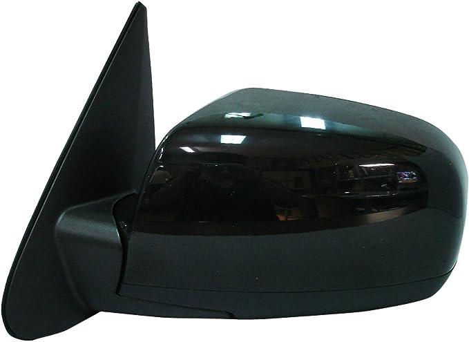 Fits 07-12 Hyundai Santa Fe Heated Passenger Side Mirror w//Mounting Bracket USA