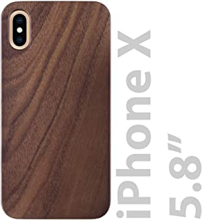 Best walnut iphone x case Reviews